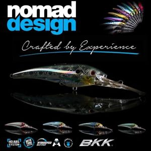 Nomad Lures DTX
