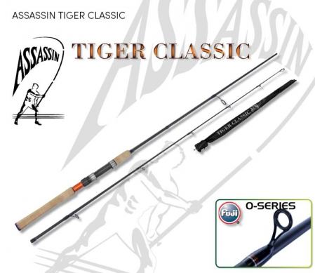 ROD ASS TIGER CLASSIC 7'