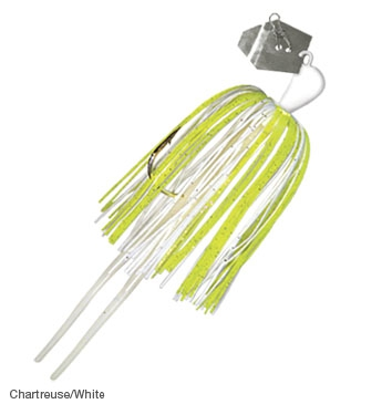 ZMAN CHATTERBAIT MINI CHT/WHITE 1/4oz