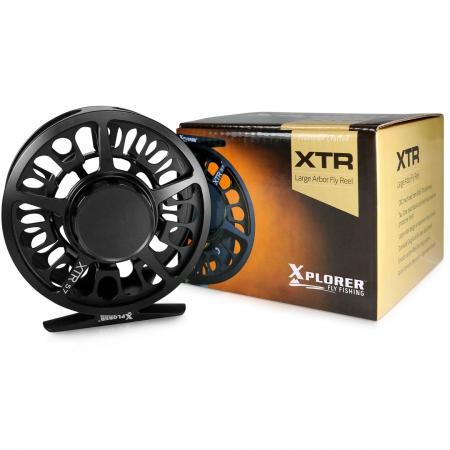 REEL FLY XPL XTR 5/6WT