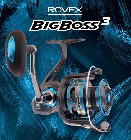 REEL ROVEX BIG BOSS III 6000