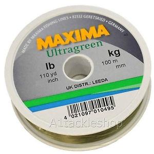 MAXIMA MARINE GREEN 100M LINE