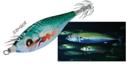 CHOKKA JIG DTD BLOODY FISH 2.0 SC