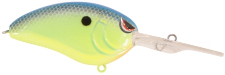 SPRO LITTLE JOHN DD 60 CHARTREUSE BLUE