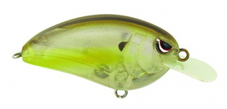SPRO LITTLE JOHN 50 CLEAR CHARTREUSE