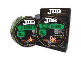 BRAID JDB MASTER PE1.5 8X 20 LB GRN
