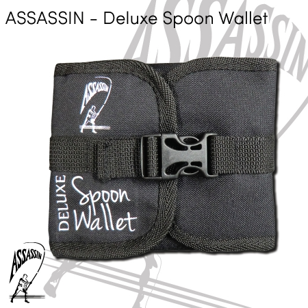 TBAG ASS SPOON WALLET DELUXE 24PC