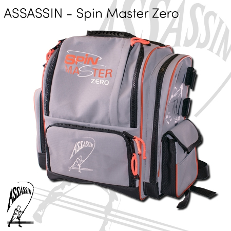 TBAG ASS SPINMASTER ZERO BACKPACK