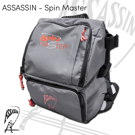 TBAG ASS SPINMASTER MED BACKPACK